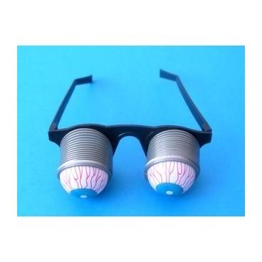 Okulary wychodzące gały