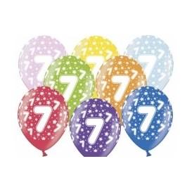 Balony siódemki