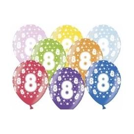 Balony ósemki