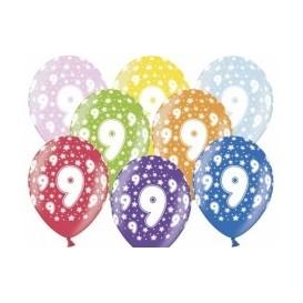 Balony dziewiątki