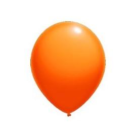 Balony gumowe pomarańczowe