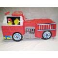 Pinata wóz strażacki