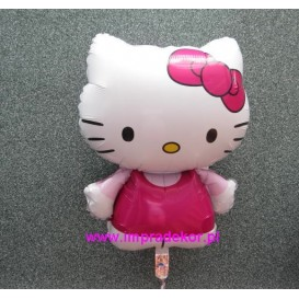 Balon hello kitty