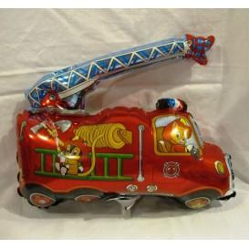 Balonik wóz strażacki