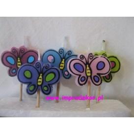 Pikery motylki