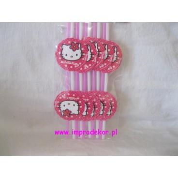 słomki Hello Kitty