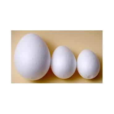 Jajko styropianowe 9cm