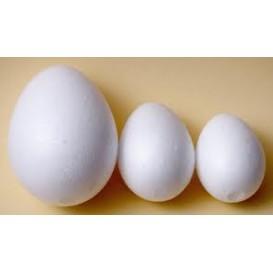 Jajko styropianowe 12cm