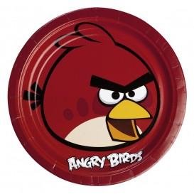 Talerzyki Angry Birds 23cm