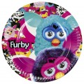 Talerzyki Furby
