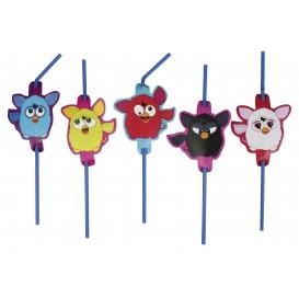 Słomki Furby