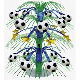 dekoracja na stół piłki