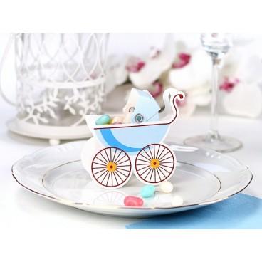 Pudełeczko wózek dla gości