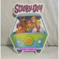 Zaproszenia Scooby Doo