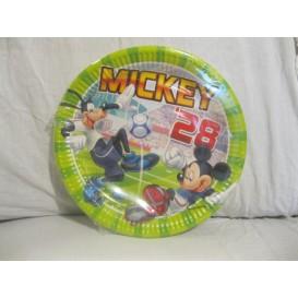 Talerze Mickey gol