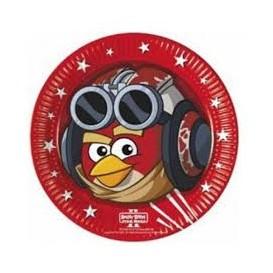Talerzyki Angry Birds Star Wars 23cm