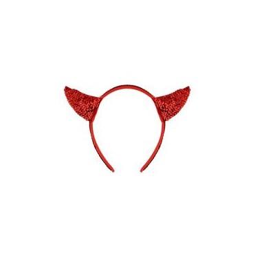 Cekinowe diabelskie różki