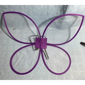 Fioletowe skrzydła