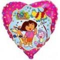 Balon foliowy Dora
