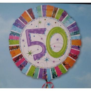 Balon foliowy 50