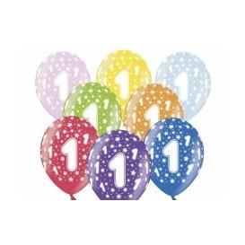 Balony roczek
