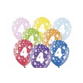 Balony czwórki